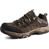 Knixmax Scarpe Trekking Donna Uomo Escursionismo Arrampicata Scarpe da Camminata Impermeabile Sportive All'aperto…