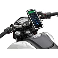 Shapeheart - Support téléphone magnétique pour guidon de moto - Téléphone XL Jusqu'à 16,5cm