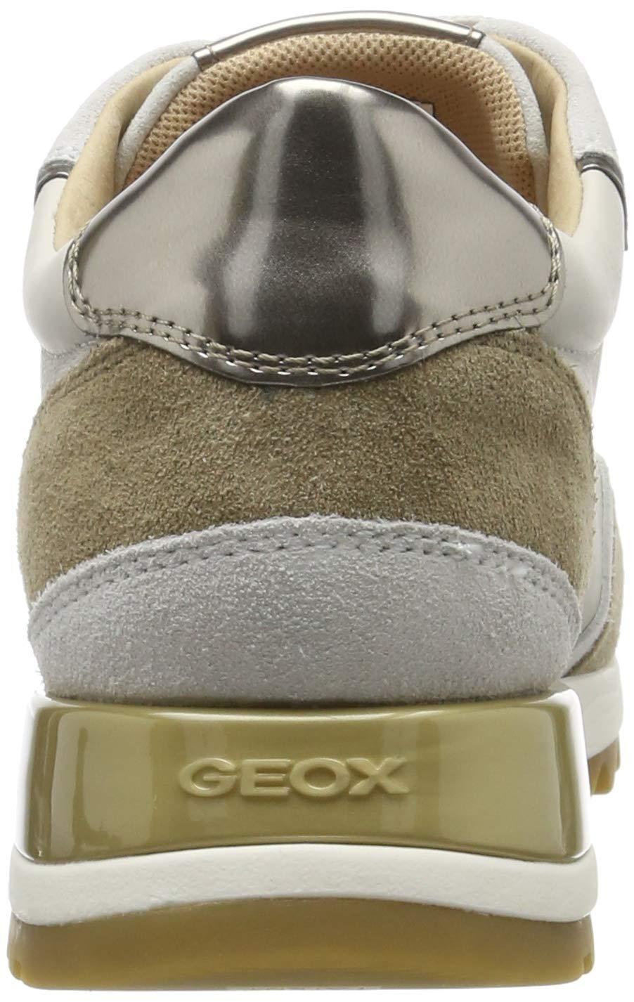 Geox Damen D Tabelya A Sneaker 2