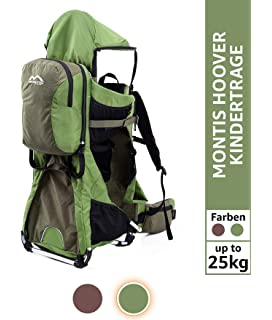 Camping Fitness-Reisen Orange Piggyback Rider Kind Kleinkind Tr/äger Rucksack f/ür Wanderwege