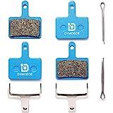 4 Pairs Shimano Deore Sintered Disc Brake Pads DiscoBrakes BRM525 465 446 445