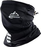 HYSENM Winter Multifunctional Bandana Face Cover Windproof Neck Gaiter Headwear Warm Balaclava UV Protection Running Cycling