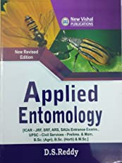 Applied Entomology: ICAR JRF ARS SAUs Entrance Exams UPSC Civil Services Prelims 2nd edn