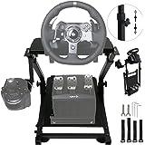 OldFe G920 Steering Wheel Stand Per Logitech G27 G25 G29 E G920 Volante Con Supporto V2 Supporto Giochi Solo Supporto Non Inc