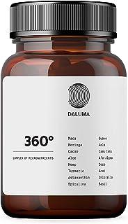 Premium Nahrungsergänzungsmittel Kapseln – 360° natürliche Komplettlösung von DALUMA