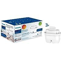 Filtre à eau Micro X Clean Philips AWP211. Cartouches pour filtration d'eau. Compatible avec les carafes Philips et les…