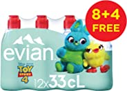 Evian Toy Story 4 Kids Water 330ml, 12-Pieces