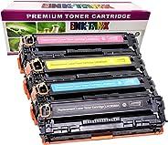 HP 125A CB540A/CB541/CB542/CB543A COLOR SETS LASER TONER
