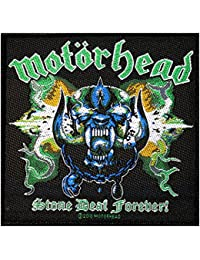 Motörhead Patch « Stone Deaf Forever » Patch tissé 10 x 10 cm