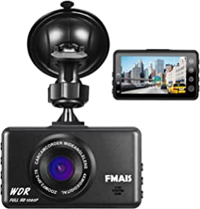 Fmais Dashcam Ultra Full Hd 1080p Autokameras Elektronik