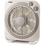 Clikon Box Fan, 10 Inch, 30W- CK2215