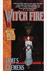 Wit'ch Fire (The Banned and The Banished Book 1) Kindle Edition