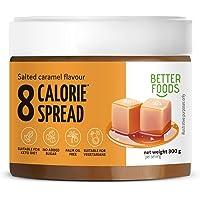 Better Foods 8 calorie al gusto di caramello salato spalmabile   Prodotto dimagrante vegano senza glutine per diabetici…