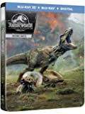 Jurassic World: Fallen Kingdom  Digital - Édition boîtier SteelBook]