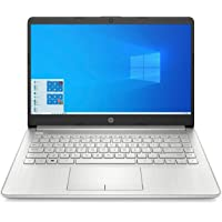 HP 14 10th Gen Intel Core i3 14-inch FHD Laptop with Built-in 4G LTE (i3-1005G1/8GB/1TB HDD/Win 10/MS Office/Win 10…