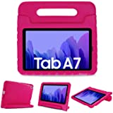 """ProCase Kids Case for Samsung Galaxy 2020 Tab A7 10.4"""" (Model SM-T500/ T505/ T507), Shock Proof Convertible Handle Stand Cove"""