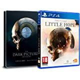 The Dark PICTURES: Little Hope + Steelbook (Esclusiva Amazon) - Bundle - PlayStation 4