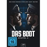 Das Boot - Staffel 2 [3 DVDs]