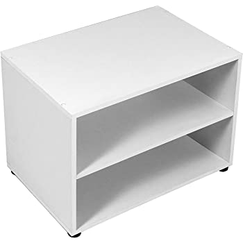 Homexperts 85317 Tv Stand Vancouver Tv Regal In Weiss Dekor 60 Cm