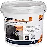 Dikke coating 1K 12 liter bitumen afdichting kelderafdichting