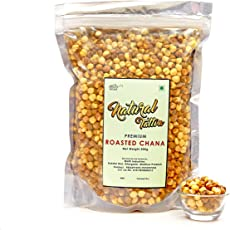 Natural Tattva Roasted Chana, 500g