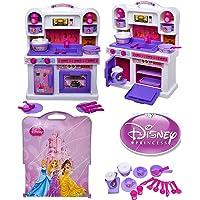 ToyDor Disney Doll Kitchen Set for Kids Girls Toys for Kids Non Toxic BPA Free Material Used Kitchen Play Set( Medium…
