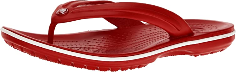 crocs Unisex Crocband Flip Flops Thong Sandals