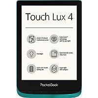 PocketBook Touch Lux 4 Lecteur de Livres électroniques / e-Book Vert
