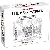 Cartoons from the New Yorker 2021 Calendar