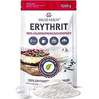 Erythritol polvere 1.000g dolcificante senza calorie - Zucchero Alternativo