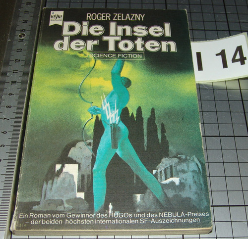 Roger Zelazny - Die Insel der Toten (Francis Sandow 1)