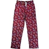 Mens Official West Ham United FC Lounge Pants Football Long Pyjama Bottoms Sizes S M L XL