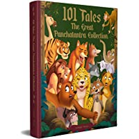 101 Tales The Great Panchatantra Collection - Collection Of Witty Moral Stories For Kids For Personality Development