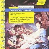 Bach: Christmas Oratorio / Weihnachtsoratorium BWV 248