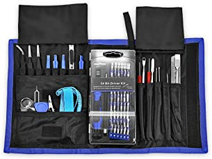 InLife Set Cacciaviti di Precisione Proffesionale 81 in 1 Kit Cacciaviti di Riparazione per PC, Laptop, Occhiali, Smartphone, Tablet, iPhone, iPad, MacBook, Elettronica Digitale