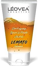Leovea Lemon Tomato Facewash|70ml