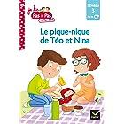 Téo et Nina Fin de CP niveau 3 - Le pique-nique de Téo et Nina (Je lis pas à pas)