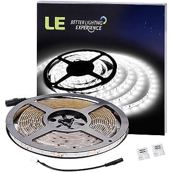 10x 8mm LED PCB Connecteur Ruban/Fil Cable Adaptateur Pour Bande RGB Sans Soudre