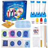 Anpro Scientific Experiment Set, 15 wissenschaftliche Experimente, wissenschaftliches Experimentierkit für Kinder,mit experim