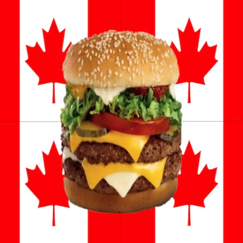 Canadian Fast Food Nutrition : Calories , Carbs Checker Plus
