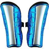 ASEOK - Parastinchi da calcio per bambini, 1 paio, leggeri e traspiranti, attrezzatura protettiva per polpaccio per bambini d