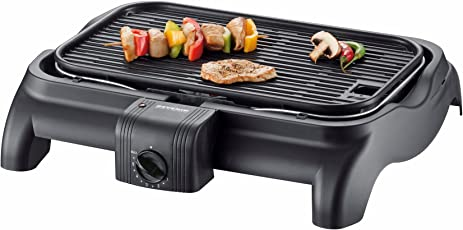 Severin PG 1525 Barbecue-Elektrogrill schwarz