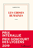 Les choses humaines (French Edition)