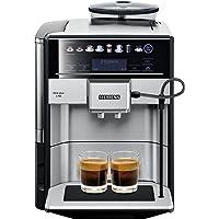 Siemens EQ.6 plus s700 Kaffeevollautomat TE657503DE, automatische Reinigung, Direktwahl, zwei Tassen gleichzeitig, 1.500…