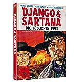 Django & Sartana - Die tödlichen Zwei - Uncut Limited Mediabook (Neue HD-Abtastung) (+ DVDs) [Blu-ray]