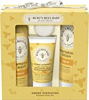 Burts Bees Baby Sweet Memories Set For Kids 4 Pc