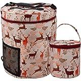 Hileyu - Bolsa de lana para tejer (2 unidades)