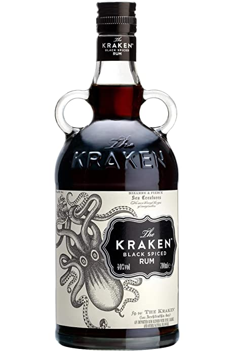 Rum nero - the kraken B00DUXHO9E