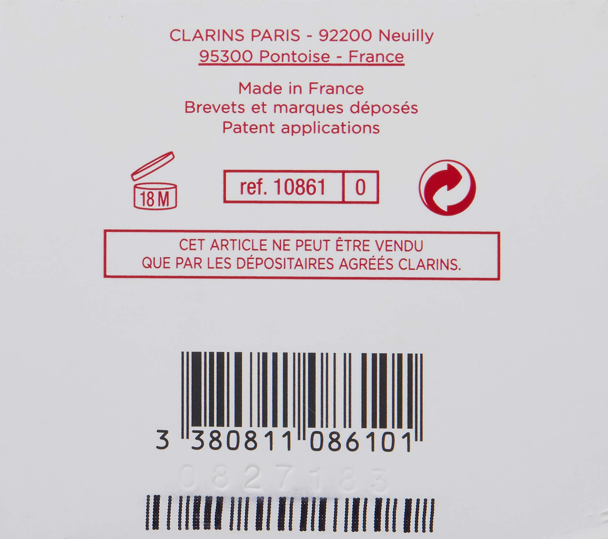 Clarins Multi-Regenerante Crema Jeunesse Du Cou 50 ml