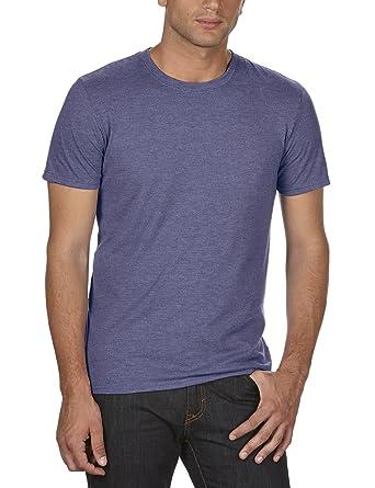 Shoppen Sie anvil Herren Tri-Blend Basic Tee / 6750 auf Amazon.de:T-Shirts